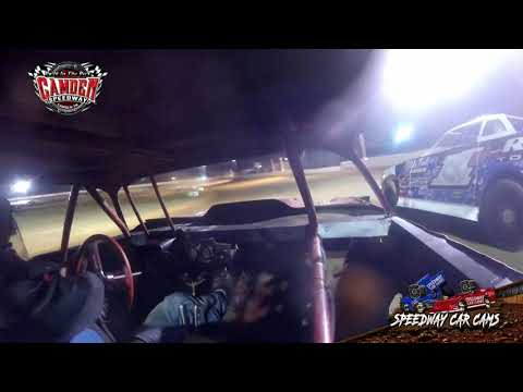 Winner #00 Jamie Nolen - Pure Street - 7-27-19 Camden Speedway - In-Car Camera