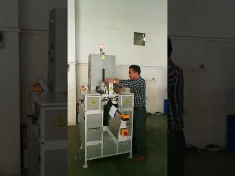 WH-330SKL Semi-auto book cover casing-in machine Bronko