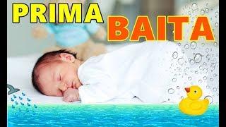 Cum faci băiță bebelușului│ Jurnal de bebe 2 #supermom