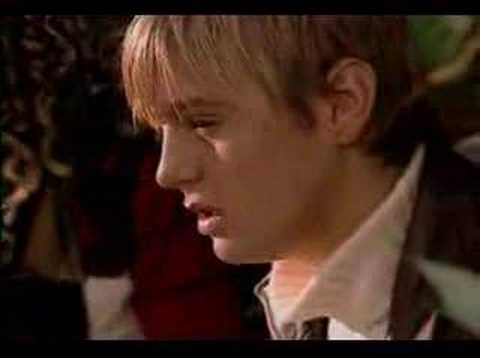Aaron Carter Making the video of I´m all about you