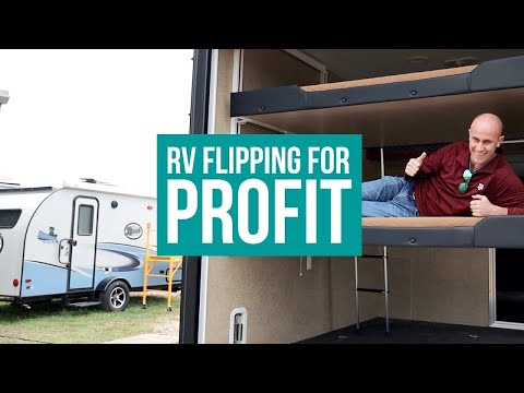 RV flipping, genetic testing, and Funko Pop tracking for PROFIT