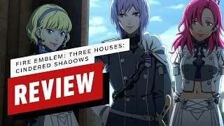Fire Emblem: Three Houses Expansion Pass DLC Review (Video Game Video Review)
