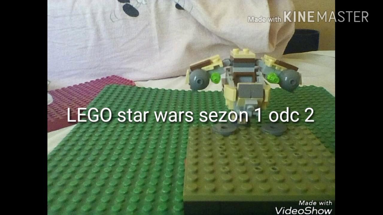 Lego Star Wars Sezon 1 Odc 2 Youtube
