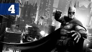 Прохождение Batman: Arkham Origins (Летопись Аркхема) — Часть 4: Трейси