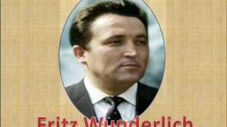 """Fritz Wunderlich sings """"Dein ist mein ganzes herz"""""""