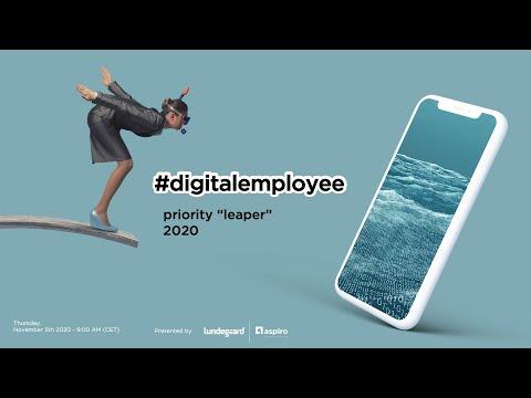 "digital employee - priority ""leaper"" 2020"