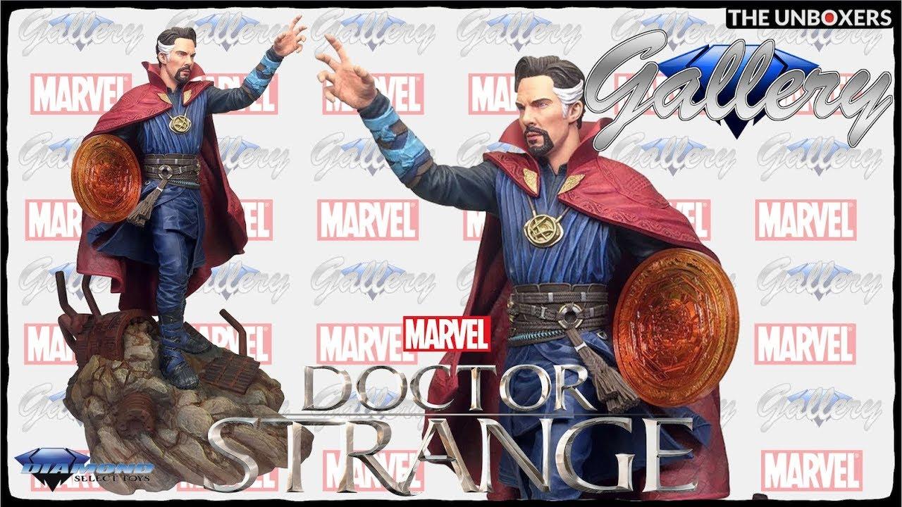 "MARVEL Select For 7/"" Diamond Select Toys Doctor Strange Head"