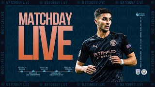 West Brom vs Manchester City - LIVE Watchalong