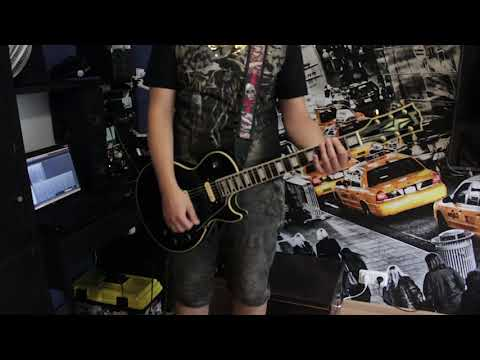 Linkin Park - Hybrid Theory (Full album guitar cover)