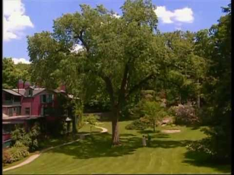 Touring Fairsted, Frederick Law Olmsted's Historic Home
