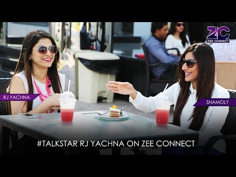 Radio Mirchi's RJ Yachna on Zee Connect Season 4 - TALKSTARS