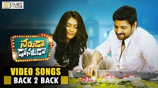 Naruda Donaruda Movie Back 2 Back Video Songs | Sumanth, Pallavi Subhash - Filmyfocus.com
