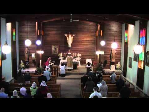 April 17th Latin Mass