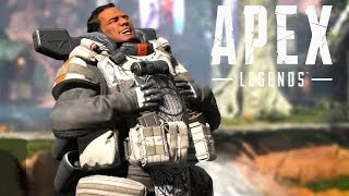 grandpa and friends champion on apex legends we win by camping
