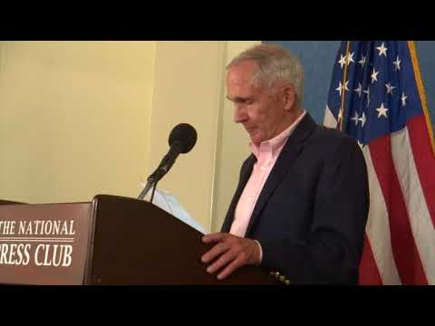Announcement of the Bobby McIlvaine WTC Investigation Act- National Press Club 9:11:17