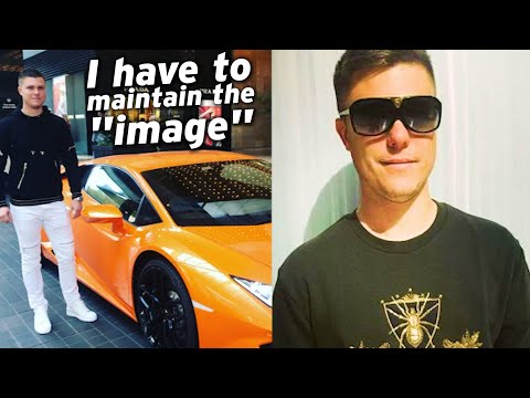 The Stock Guru Who Can't Pay His Mom, But 'Needs' The Lambo