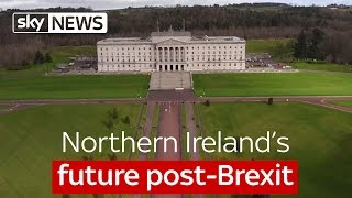 Northern Ireland's future post-Brexit