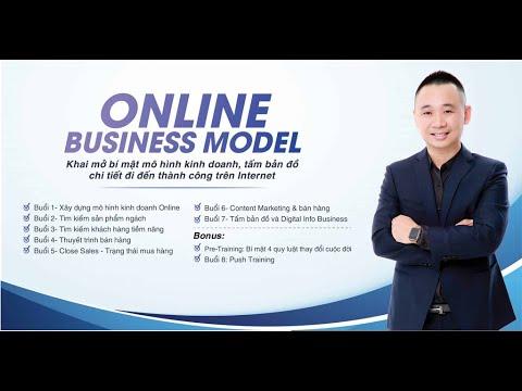 Học Viên Nói Gì Khi Tham Gia Khóa Online Business Model