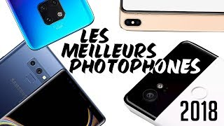 APPLE/HUAWEI/GOOGLE/SAMSUNG : qui est l'ELU de la PHOTO ? [Comparatif 2018]