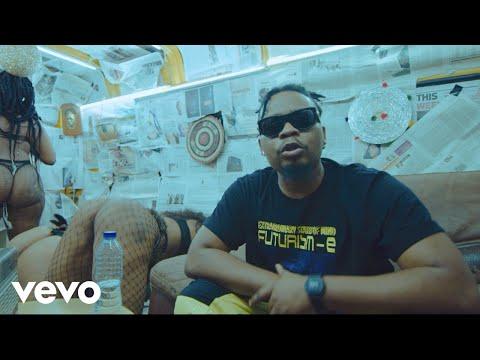 Смотреть клип Olamide - Pawon
