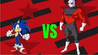 Sonic Vs Jiren (Sonic Vs Dragon Ball Super)- Part 1 -