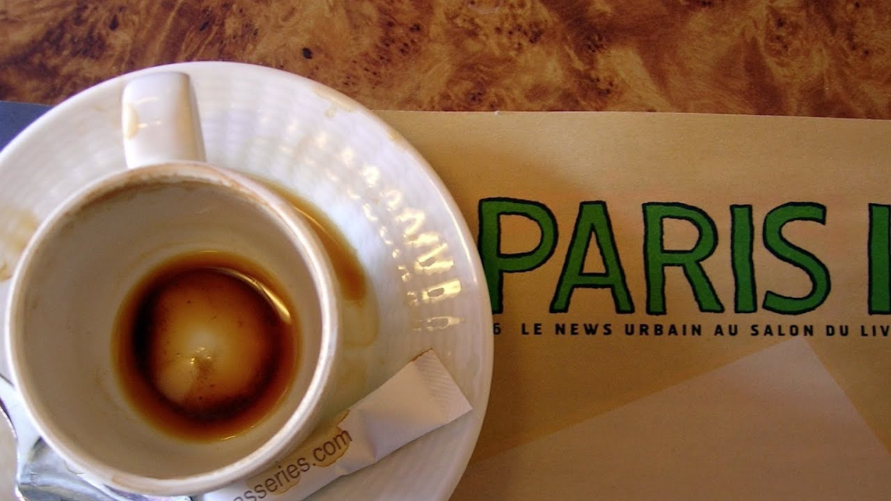 top 5 places to eat drink paris travel youtube