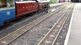 イギリスのロムニー鉄道