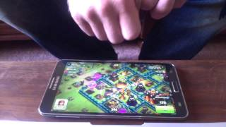 Clash Of Clans: Power of Lvl 11 Walls