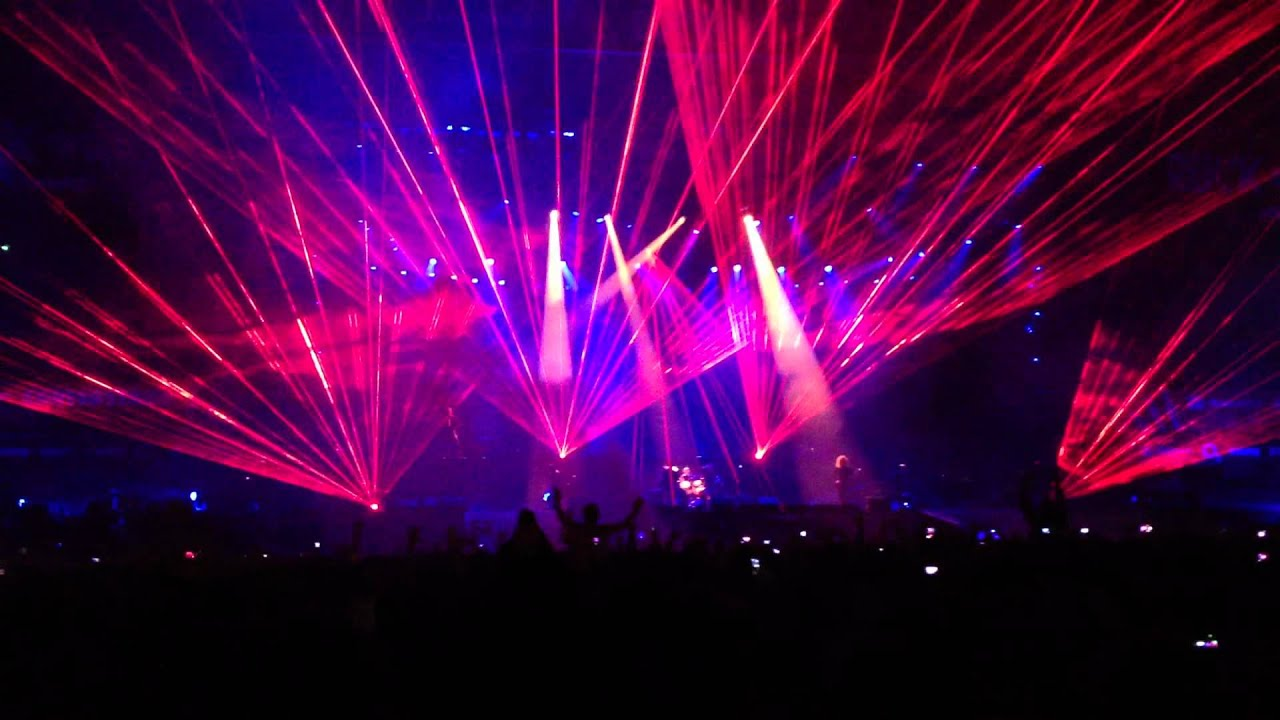 Live Wallpaper Iphone 4s Free Metallica Live Rock Am Ring 2012 Laser Show Hd 1080p Youtube