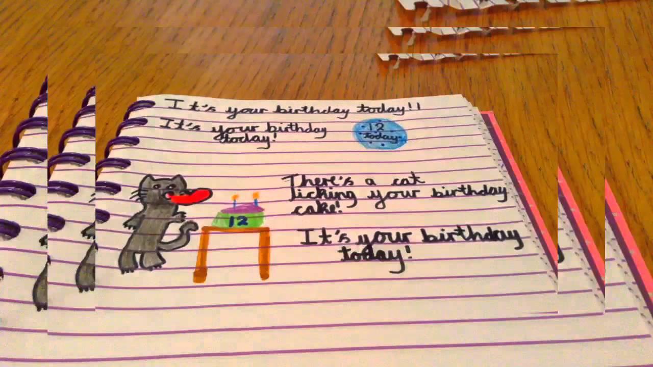 Birthday Cake Lyrics