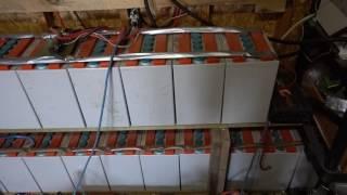 Biggest 12v Battery bank On Youtube? 3000-4000Ah