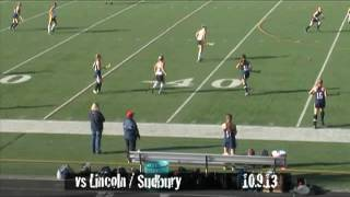 Acton Boxborough Varsity Field Hockey vs LS 10/9/13