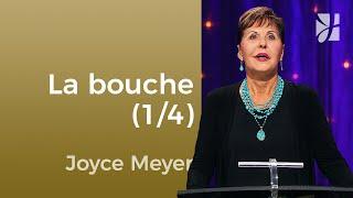 37.La bouche 1 / 4 - 2min avec Joyce Meyer