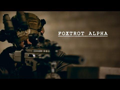 FOXTROT ALPHA - one minute short