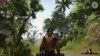 Risen 2 : Dark Waters PC Gameplay GTX 570 Maxed out HD 1080p