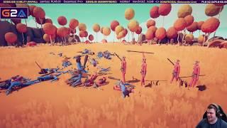 PREMIERA - Totally Accurate Battle Simulator / 05.04.2019 (#5)