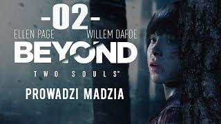 [PS4] Beyond: Dwie Dusze #02 - Impreza i szkolenie