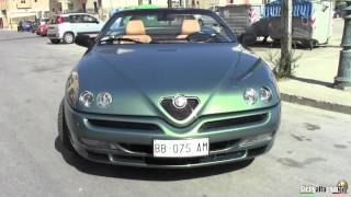 24° raduno Alfa Romeo - Trapani Erice - 22 giugno 2014 - Sicily Alfa Club