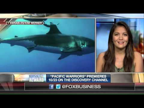 Download 'Pacific Warriors' star Kimi Werner on TV show, spearfishing