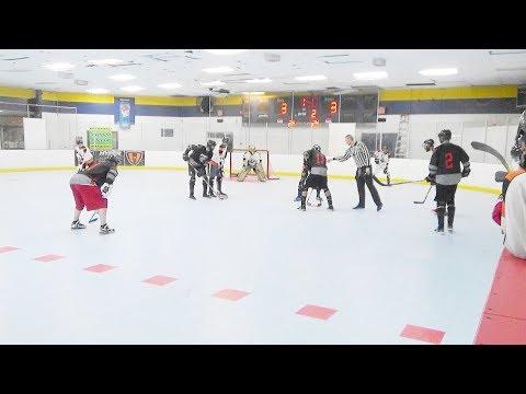 Marauders vs. GT Tigers (11/11/17) Ball Hockey