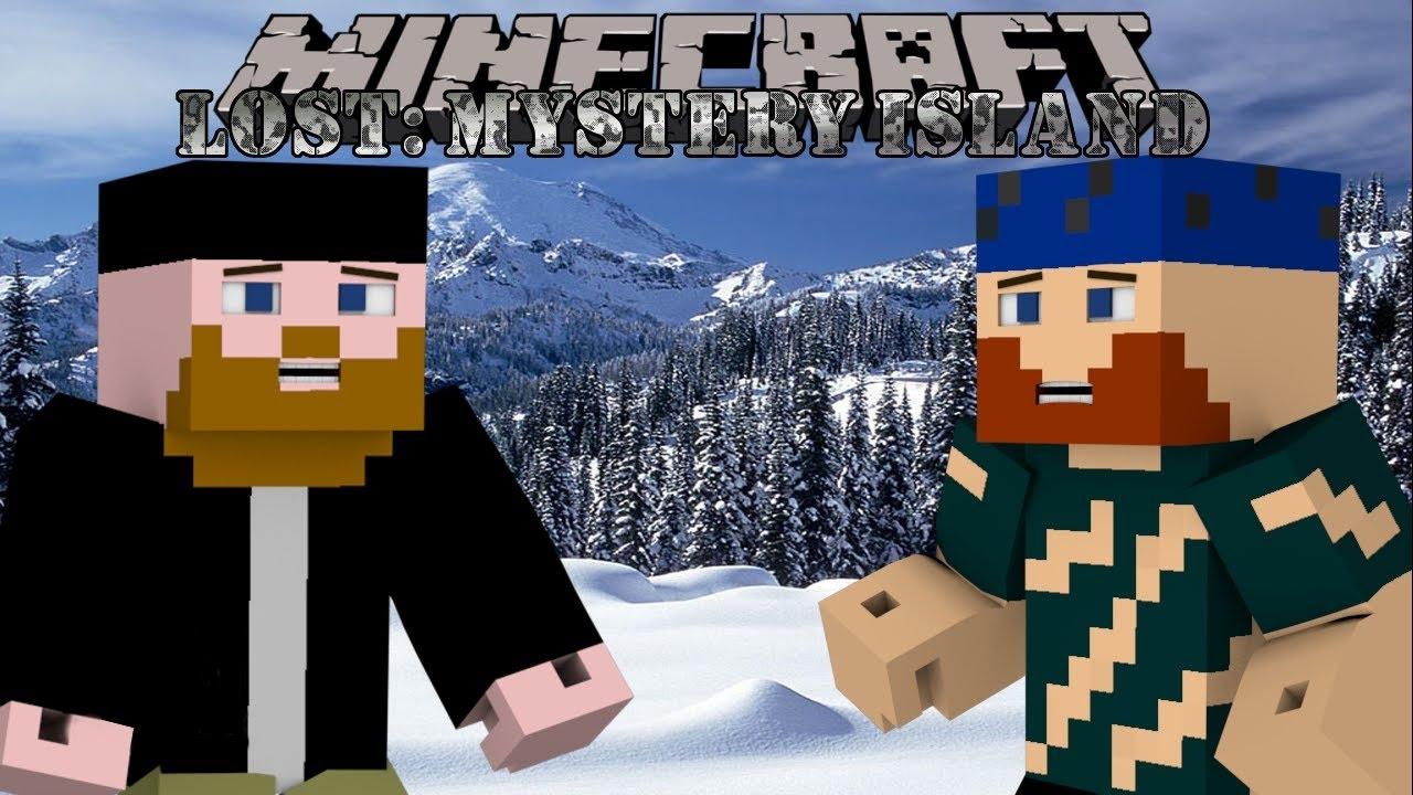 Minecraft | Lost: Mystery Island | #19 SECRET CAVE - Lanceypooh