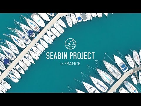 THE SEABIN PROJECT in France