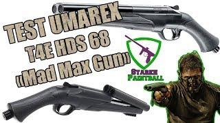 [TEST UMAREX T4E HDS 68] [MAD MAX PAINTBALL GUN] (Eng esp ita ger russian SUB)