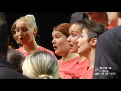 Schaffe in mir, Gott, ein rein Herz by Johannes Brahms, Choir BALSIS, IBSCC Grand Prix Competition