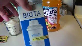 Will a Brita filter remove Yeast?