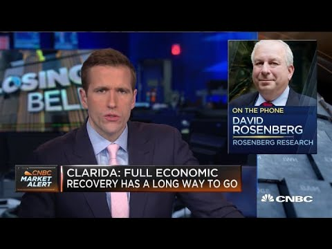 The Treasury Market Will Sell-off Once We Get Both Stimulus And Vaccine: David Rosenberg