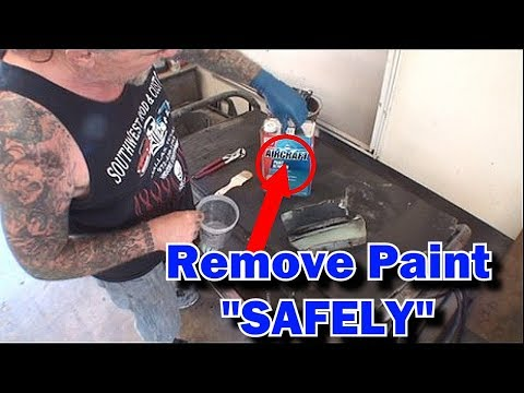 How To Remove Paint From Plastic Car Parts Safely