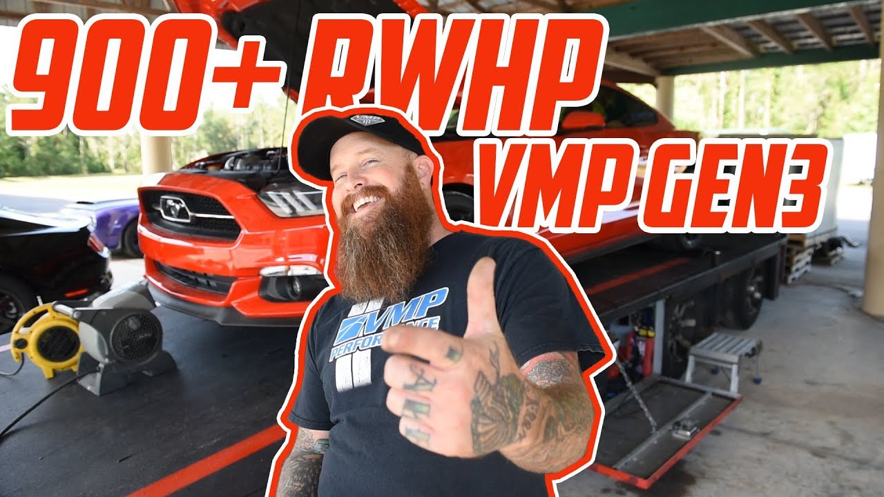 Supercharger Kits From VMP Performance