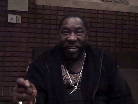 Eddie Levert from The O'Jays - exclusive interview (part 1 of 2)