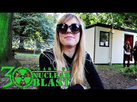 BLUES PILLS - Elin Larsson talks about the tour supporting BLACK STAR RIDERS (OFFICIAL TRAILER)